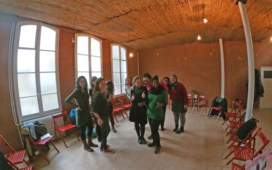 Kaleidoscope Entrepreneurship Training Week for Migrant Women in Paris – Newsletter 3