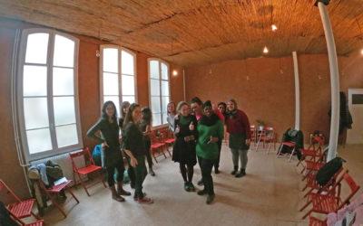 Semaine de formation Kaléidoscope à l'entrepreneuriat pour les femmes migrantes à Paris